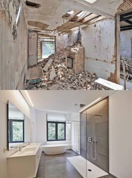 Badsanierung, Badrenovierung, Bad-Modernisierung Heidelberg, Komplettsanierung